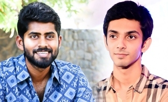Anirudh does it for Kathir's next!