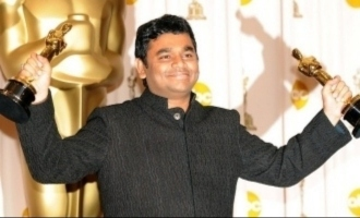 A.R. Rahman almost lost his Oscar Awards statuettes?