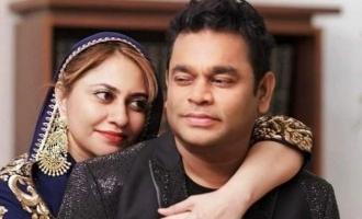 A.R. Rahman's rare romantic pic goes viral