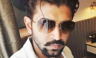 Arun Vijay's tweet turns controversial!