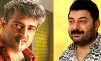 Arvind Swamy's surprise decision regarding 'Thala 60'