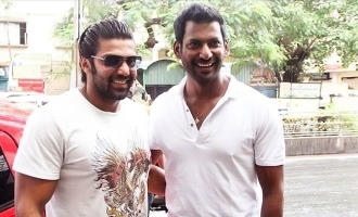 Vishal and Arya to make an important announcement on this day!