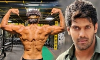 Arya's massive transformation for his next movie - Exciting details