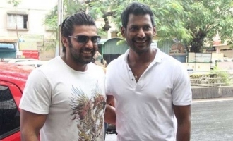 Arya becomes best buddy Vishal's enemy?