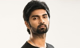 Atharva's next with fantasy comedy hit director!