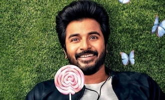 Super exciting update from Siva Karthikeyan's Ayalaan!