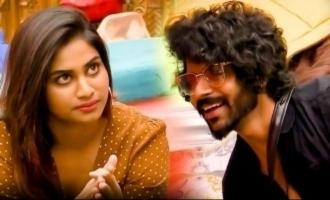 Shivani and Balaji the new romantic pair in 'Bigg Boss 4' ?