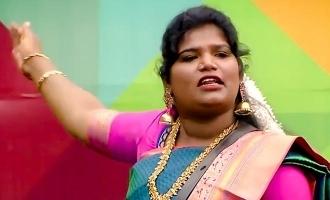 வெளியில இருக்குறவங்க செருப்பால அடிப்பாங்க: அறந்தாங்கி நிஷா ஆவேசம்!