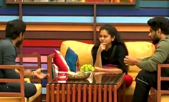 Bigg Boss 4 Balaji and Anitha question Aari's favor to Sanam!