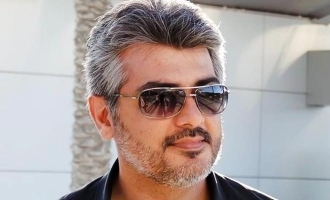 Thala Ajith's heroine gets home quarantined!