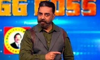 """Good or bad, hero or villain"" Kamal Haasan's sharp questions in Bigg Boss 4!"