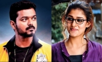 Nayanthara to break the rules for 'Bigil'