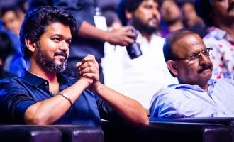 TN Govt notice against Vijay's Bigil!