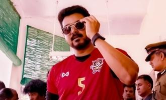 Breaking: Sensational update from Vijay's Bigil!