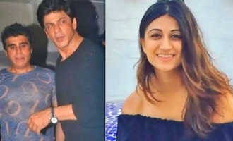 Blockbuster Shahrukh Khan movies producer's daughter tests Corona positive!
