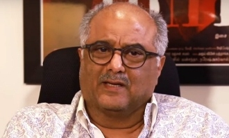 Exclusive Video! Boney Kapoor reveals 'Thala 60' character, story, shooting plans