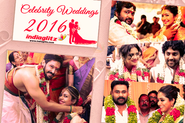 Celebrity Weddings of 2016 - Telugu News - IndiaGlitz com