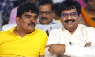 Vivek's close friend and manager actor Cell Murugan's emotional post is heart wrenching
