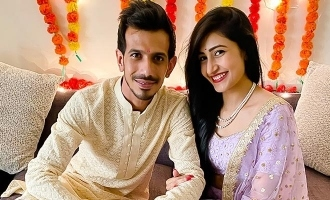 Cricketer Yuzvendra Chahal gets engaged to YouTube celebrity!
