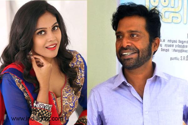 Chandini Tamilarasan Pairs Up With Joker Guru Somasundaram Tamil