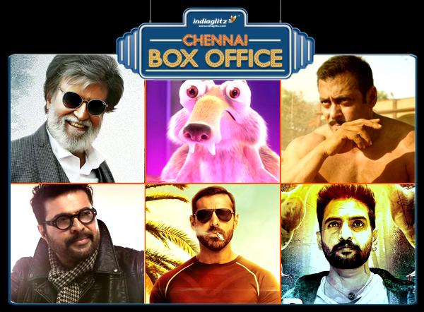 Chennai Box Office Status