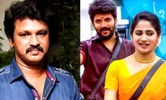 """Will never speak again of Losliya-Kavin"" strong message from Cheran!"