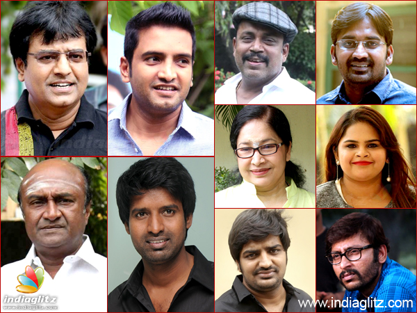 Actors who gifted us Laughter in 2015