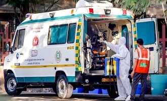 Man with coronavirus dies on road waiting 3 hours for ambulance!