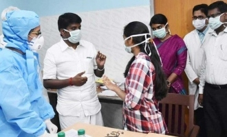 21 year old Corona positive patient in Tamil Nadu recovers!