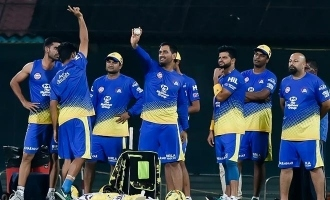 Chennai super kings to have training camp in Chennai before IPL 2020!