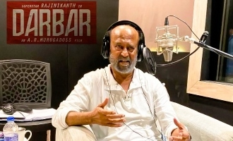 """""""One of the best in my life1"""" AR Murugadoss mass update on Darbar!"""