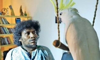 Yogi Babu's bird flick announces release!