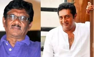 Bharathiraja and Prakash Raj joins the cast of Dhanush's next film! - Full Details