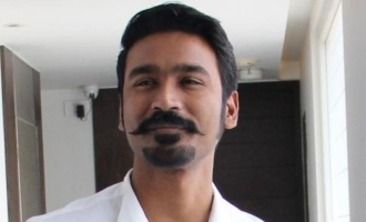 Breaking! - Dhanush's brand new pan Indian movie announcement tomorrow ? - exciting details