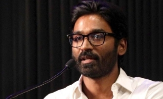 Dhanush showers praises on young music director!