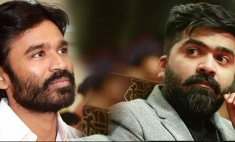 Dhanush's strong reply to Simbu?