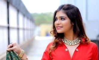 ரிலீசுக்கு தயாராகிறது 'குக் வித் கோமாளி' தர்ஷாவின் திரைப்படம்!