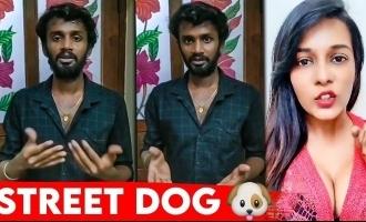 KPY Dheena fiercely trolls Meera Mitun with mock apology