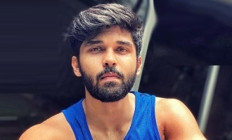 Dhruv officially announces exciting movie with acclaimed director!