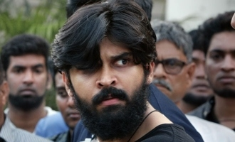 Electrifying Entry of Dhruv Vikram - Adithya Varma teaser review