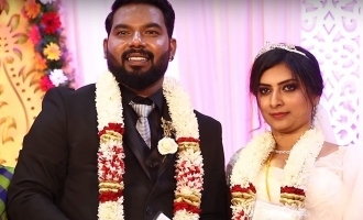 Super Singer Diwakar gets married