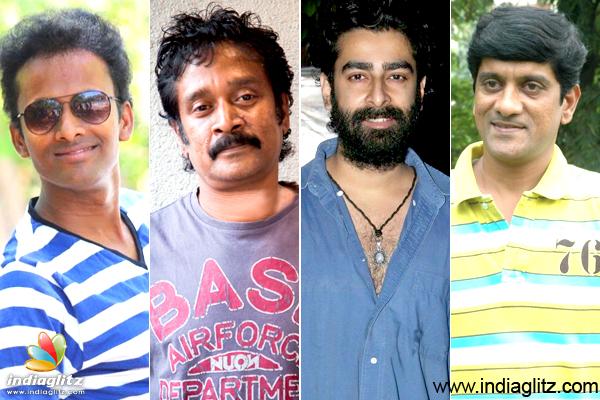 Doubt Senthil, Kumaravel, Narayanan Lucky and Chaams
