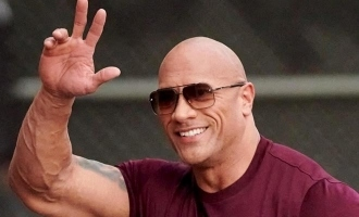 Dwayne Johnson shares unseen Video and reveals the unlikely duo of 'Jungle Cruise'