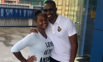 Dwayne Bravo's daughter's sixteenth birthday celebrations video rocks the internet