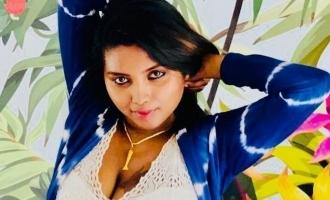 டிக்டாக் இலக்கியாவின் கிளாமர் வீடியோ: தலைவி வேற லெவல் என ரசிகர்கள் கமெண்ட்!