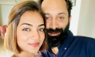 Fahad's heartfelt note to Nazriya - opens up on their deep love story