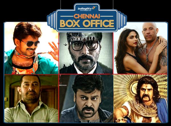 Chennai Box Office Status Jan20Th - Jan 22Nd - Tamil -5093