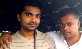 """Without Simbu, there's no VTV 2!"" - Gautham Menon!"