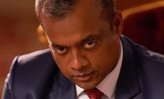 Gautham Menon reveals the surprise hero who is playing villain in his next movie
