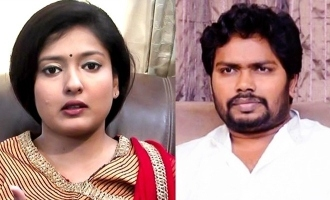 """It's you who provokes Muslims"" - Gayathri Raghuram attacks Pa Ranjith!"